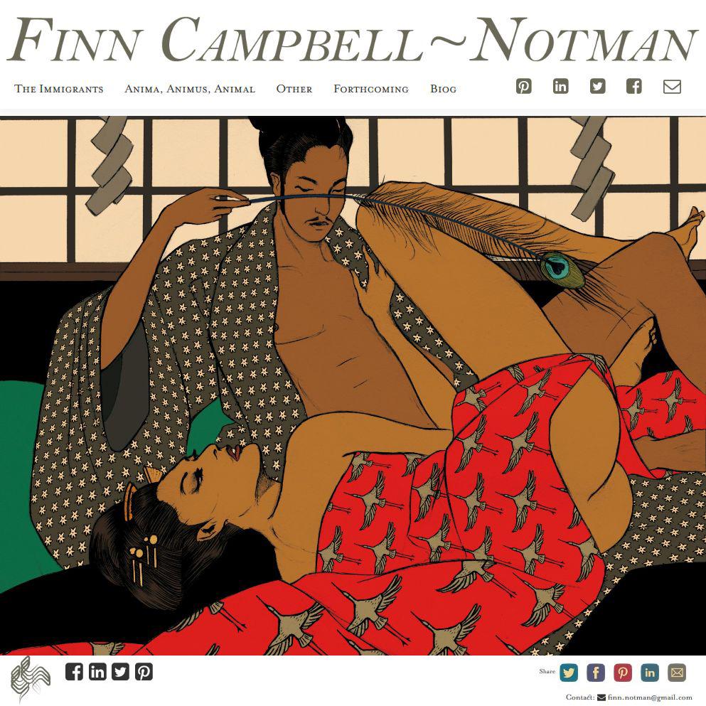 Finn Campbell-Notman